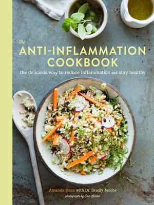 cover image of The Anti-Inflammation Cookbook