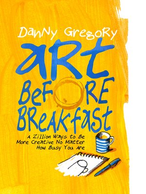 cover image of Art Before Breakfast