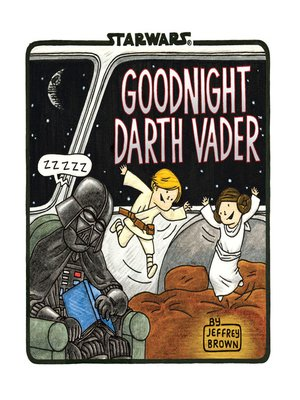 cover image of Goodnight Darth Vader