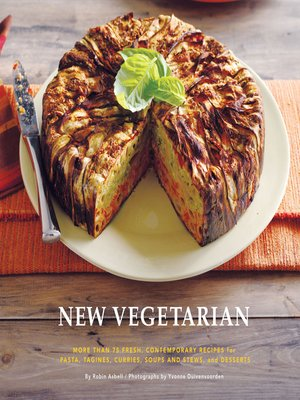 cover image of New Vegetarian