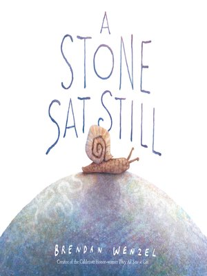 cover image of A Stone Sat Still