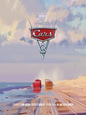 cover image of The Art of Cars 3