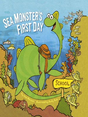 cover image of Sea Monster's First Day