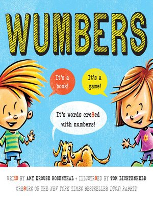 cover image of Wumbers