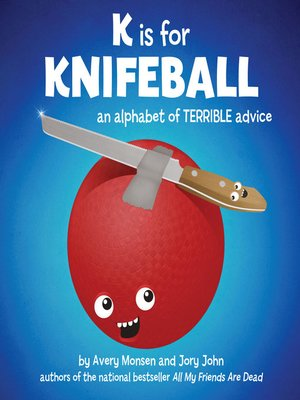 cover image of K is for Knifeball