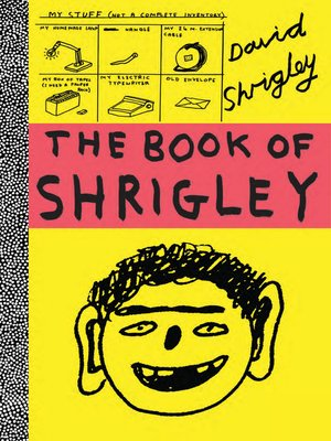 cover image of The Book of Shrigley