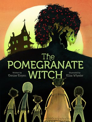 cover image of The Pomegranate Witch