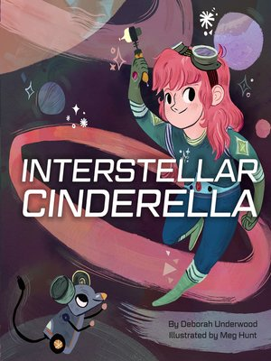 cover image of Interstellar Cinderella