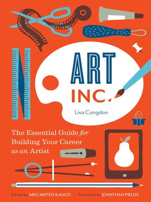 cover image of Art, Inc.