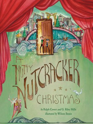 cover image of A Nutty Nutcracker Christmas