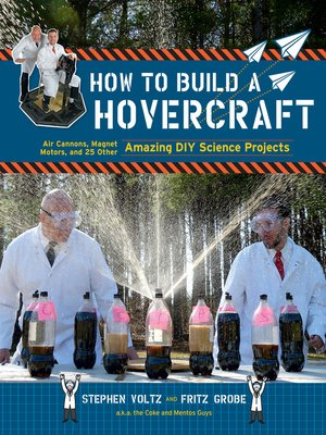cover image of How to Build a Hovercraft