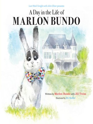 cover image of A Day in the Life of Marlon Bundo