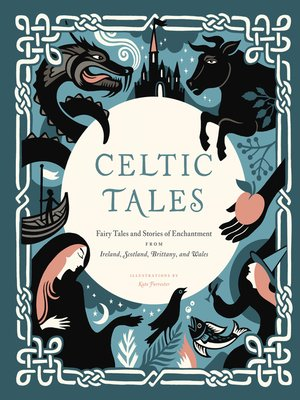 cover image of Celtic Tales