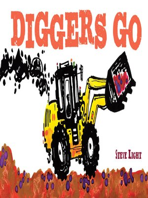 cover image of Diggers Go