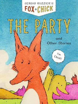cover image of The Party and Other Stories