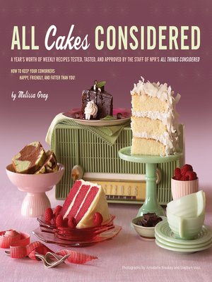 cover image of All Cakes Considered
