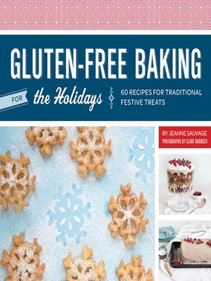 cover image of Gluten-Free Baking for the Holidays