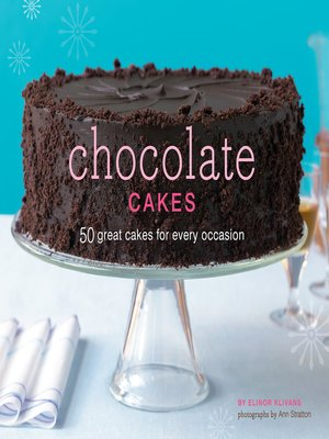 cover image of Chocolate Cakes