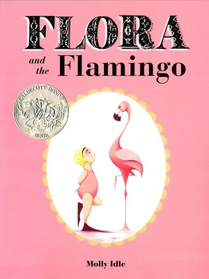 cover image of Flora and the Flamingo