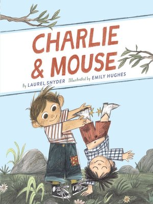 cover image of Charlie & Mouse