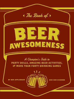 cover image of The Book of Beer Awesomeness