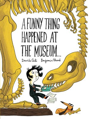 cover image of A Funny Thing Happened at the Museum . . .