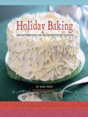 cover image of Holiday Baking