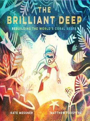 cover image of The Brilliant Deep