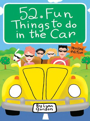 cover image of 52® Fun Things to Do in the Car