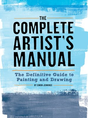 cover image of The Complete Artist's Manual