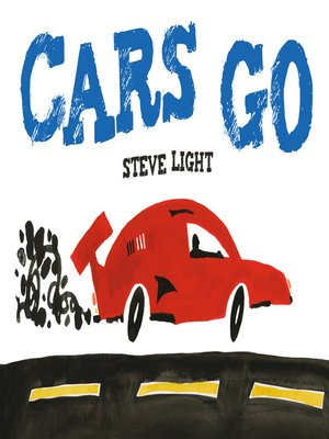 cover image of Cars Go