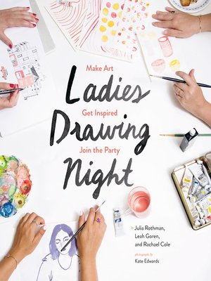cover image of Ladies Drawing Night