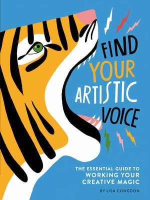 cover image of Find Your Artistic Voice