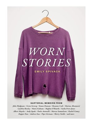 cover image of Worn Stories