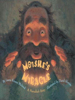 cover image of Moishe's Miracle