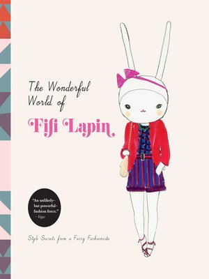 cover image of The Wonderful World of Fifi Lapin