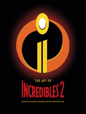 cover image of The Art of Incredibles 2