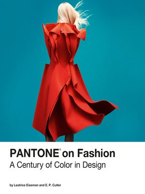 cover image of Pantone on Fashion