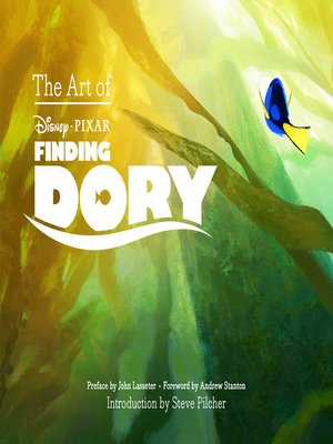 cover image of The Art of Finding Dory