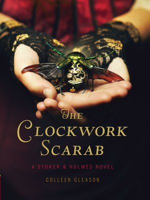 cover image of The Clockwork Scarab