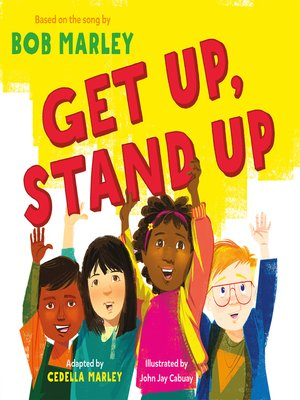 cover image of Get Up, Stand Up