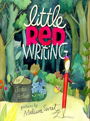 cover image of Little Red Writing