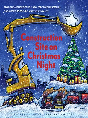 cover image of Construction Site on Christmas Night