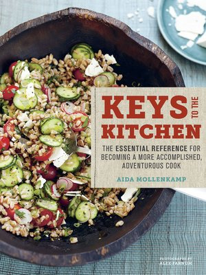 cover image of Aida Mollenkamp's Keys to the Kitchen
