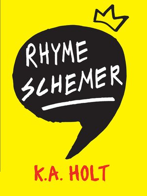 cover image of Rhyme Schemer