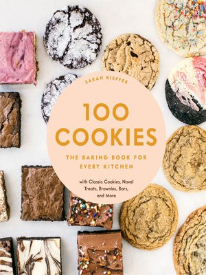 cover image of 100 Cookies