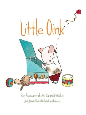 cover image of Little Oink