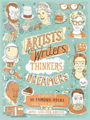 cover image of Artists, Writers, Thinkers, Dreamers