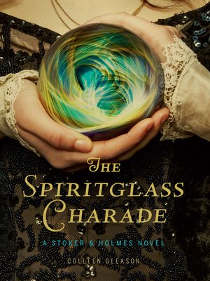 cover image of The Spiritglass Charade