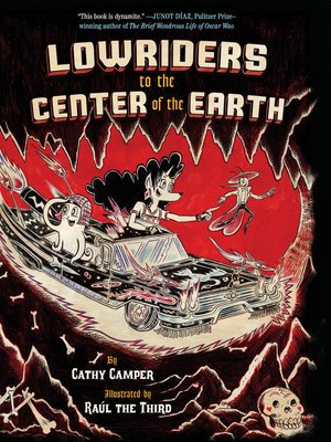 cover image of Lowriders to the Center of the Earth